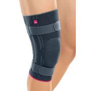 Бандаж на коленный сустав Genumedi Plus с силик.пателлярным кольцом и ремнями 613Р.