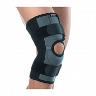 Бандаж ортопедический на коленный сустав усиленный AKN 130.